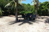 18084, 6.77 acres, Caribbean Beachfront w/ power