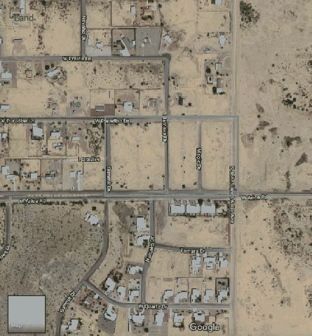 44 Flat Finished Lots on 9.5 acres in Casa Grande, AZ