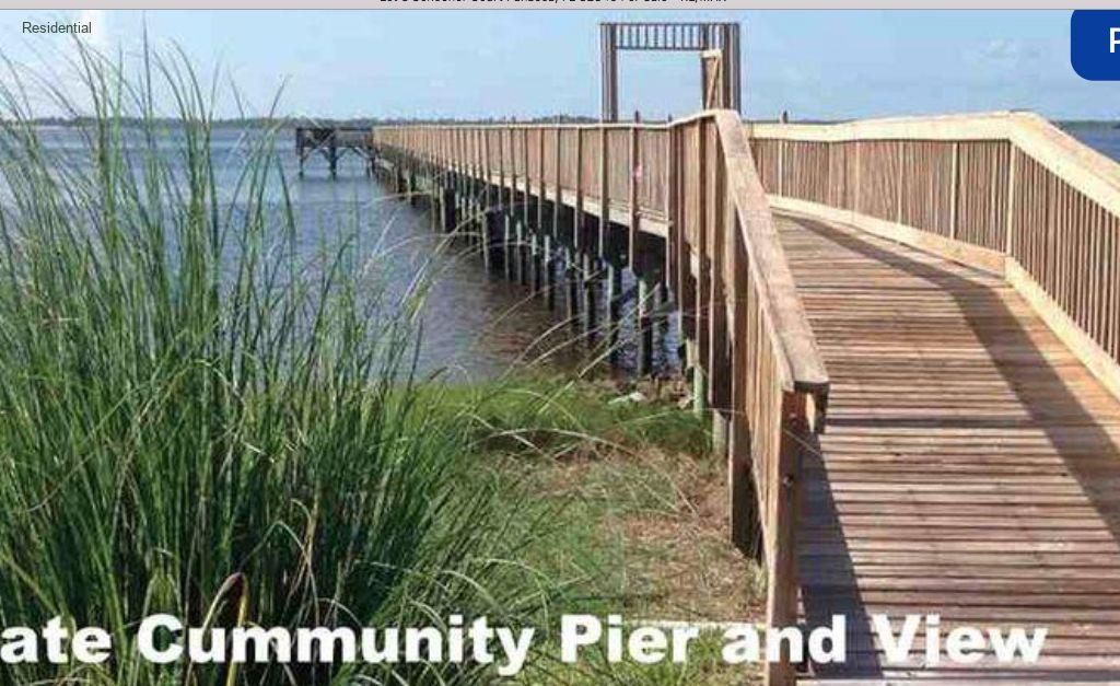 Tradewinds pier