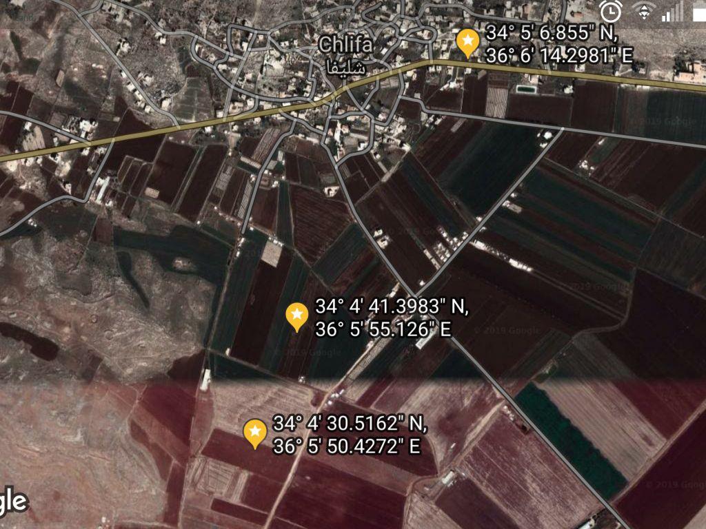 Chlifa GPS