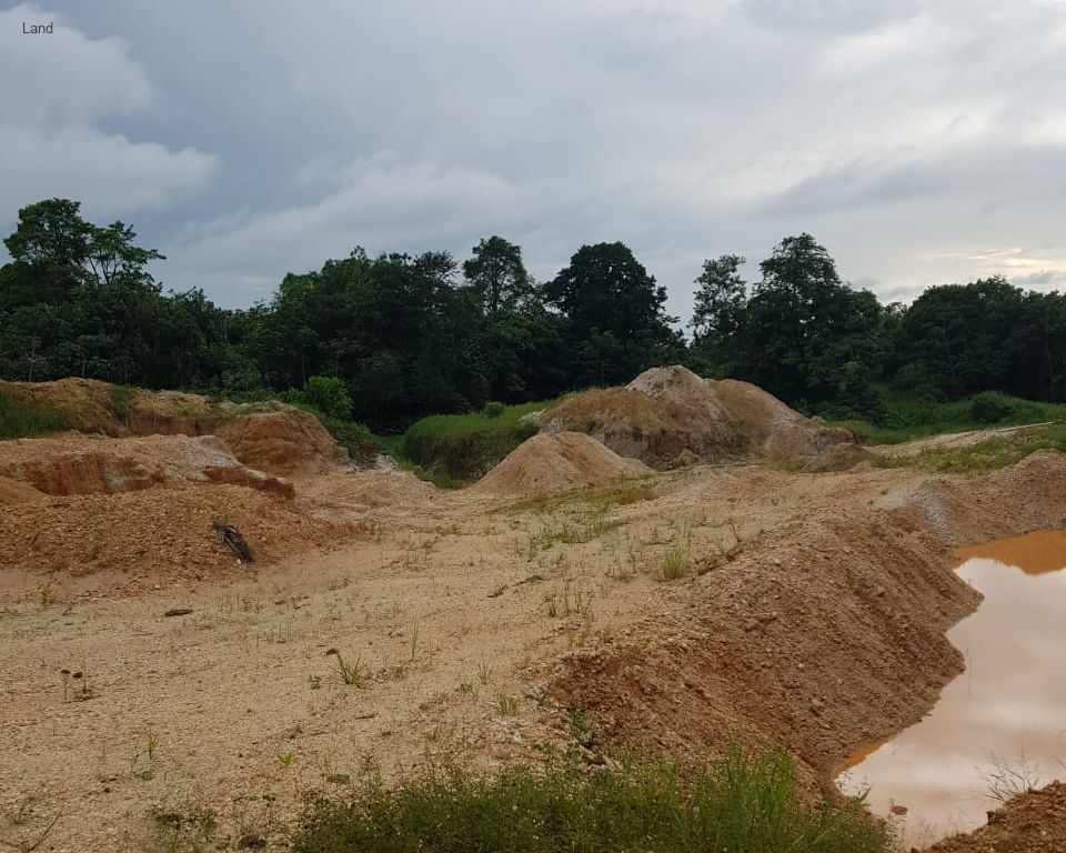 Glen, Wallerfield Quarry