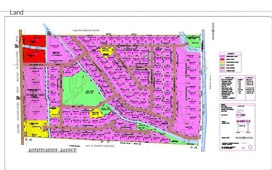 APPROVED 40 ACRE MULTI USE DEVELOPMENT IN MAYARO TRINIDAD AND TOBAGO…USD $6.5M