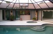 14870, Spectacular Hexagonal Pool home on Salt Water canal in Florida
