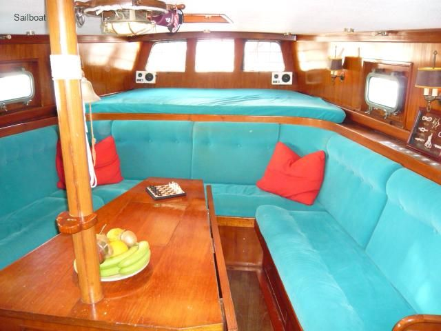 Ketch Sailboat JONGERT TREWES CLIPPER 59'