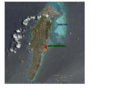 Coral Island of San Andres