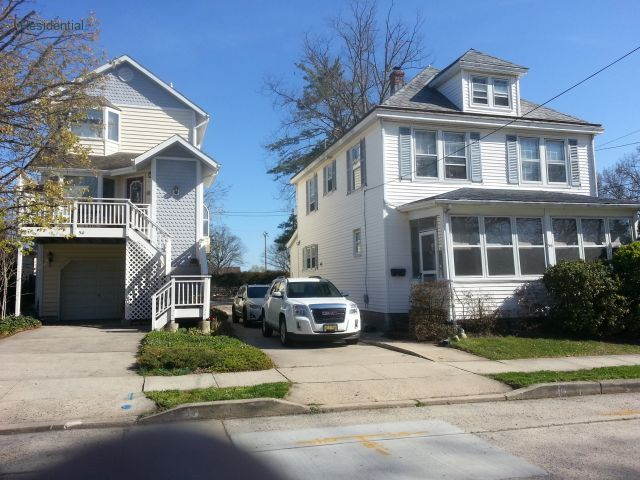 Personal residence w/ 2 family rental property next door
