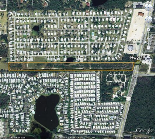 Florida land for sale or trade