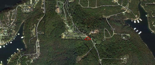 Table Rock Lake - Elevated Lake View - DD Hwy Lot