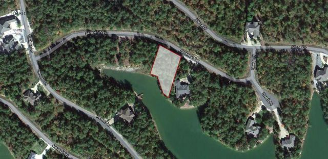 FANTASTIC Hot Springs Lake Lot - .45 Acres
